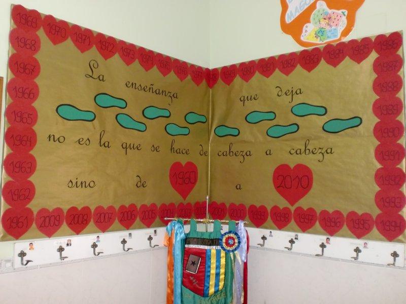 Colegio La Fontaine 50 Aniversario